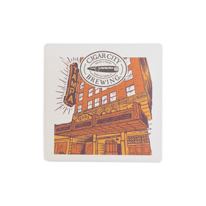 Tampa Theater Stone Coaster