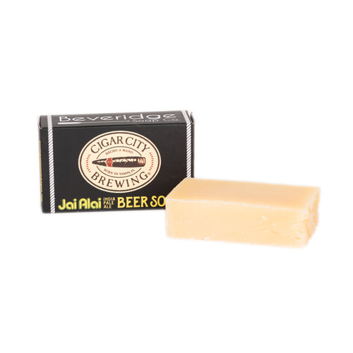 Jai Alai Beer Soap