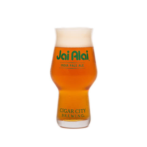 Jai Alai IPA Glass