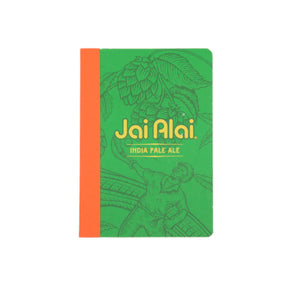 Jai Alai Mini Notebook