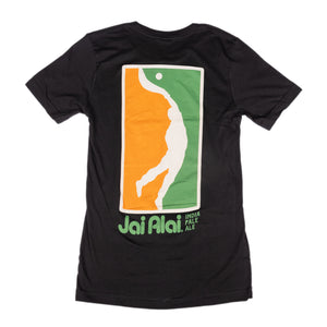 Jai Alai Player v2 Tee