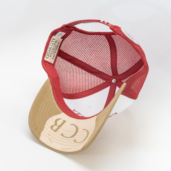 CCB Wax Stamp Hat