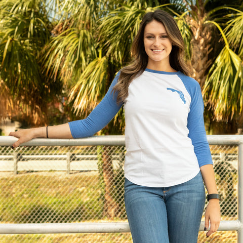 Ladies In Hops We Trust 3/4 Sleeve Shirt