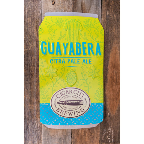 Guayabera Tin Tacker