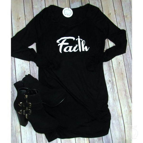 Faith: Tunic Top-Heaven Invading Earth, LLC