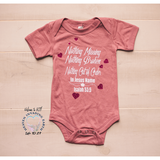 Infant Bodysuit: Nothing Missing, Broken or Out of Order-Heaven Invading Earth, LLC