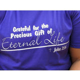 John 3:16 Women's Tee-Heaven Invading Earth, LLC