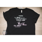 Mommy's Happy Dance Shirt-Heaven Invading Earth, LLC