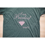 Priceless Women's Shirt-Heaven Invading Earth, LLC