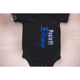 Psalm 91 Infant Bodysuit-Heaven Invading Earth, LLC