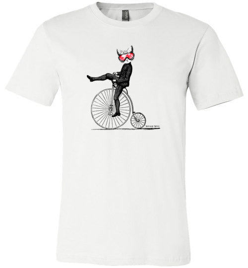 Wicked Kitty on Bike - Unisex
