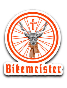 Bikemeister Decal