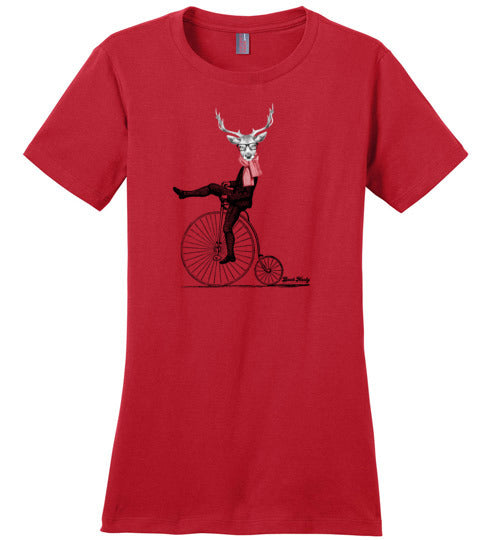 Buck on Bike - Women's