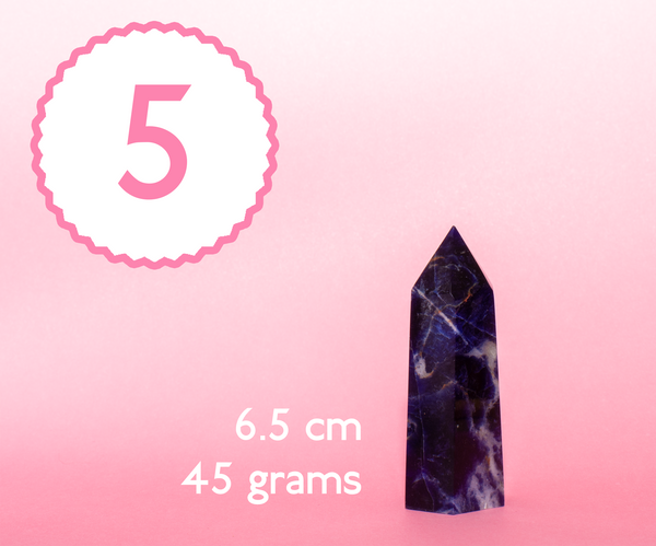 Sodalite Tower Points