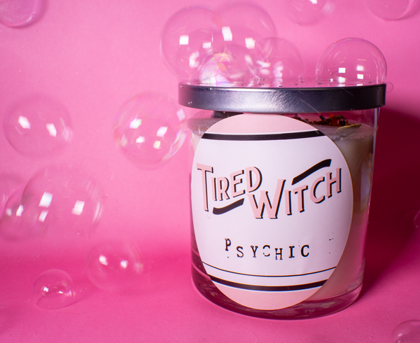 Psychic Awareness Candle