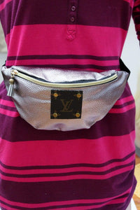 Metallic Chest pack, Waist Pack