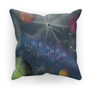 Galaxy by Parr Josephee Sublimation Cushion Cover