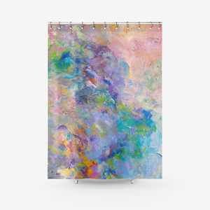 Transformational Moment Shower Curtains