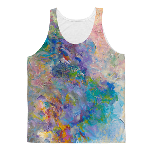 Transformational Moment Classic Sublimation Adult Tank Top