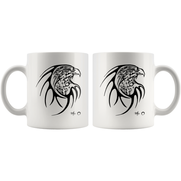 Eagle Mug by Miigizi