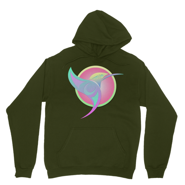 Hummingbird by Ovila Mailhot Classic Unisex Hoodie