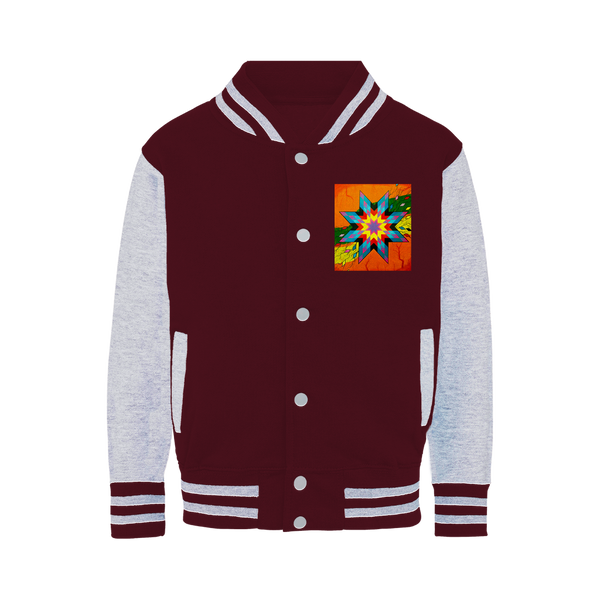 Dream Collection by Kevin Wesaquate Varsity Jacket