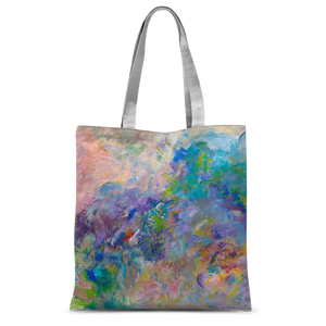 Transformational Moment Sublimation Tote Bag