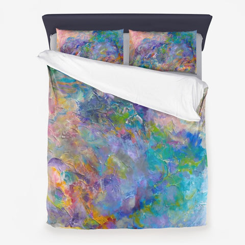 Transformational Moment Microfiber Duvet Cover & Pillow Cases