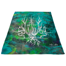 Sweet Grass Fleece Blanket by Miigizi