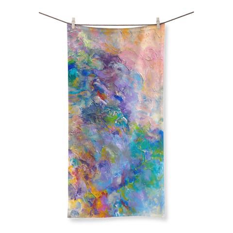 Transformational Moment Sublimation All Over Towel