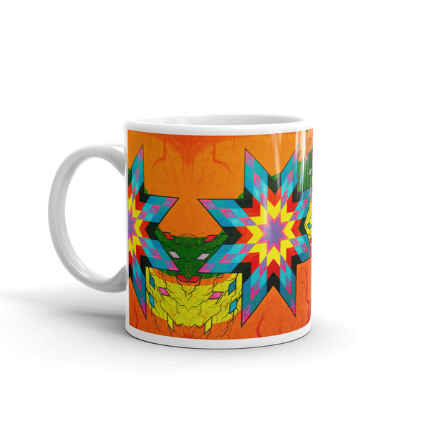 Dream Mug by Kevin Wesaquate