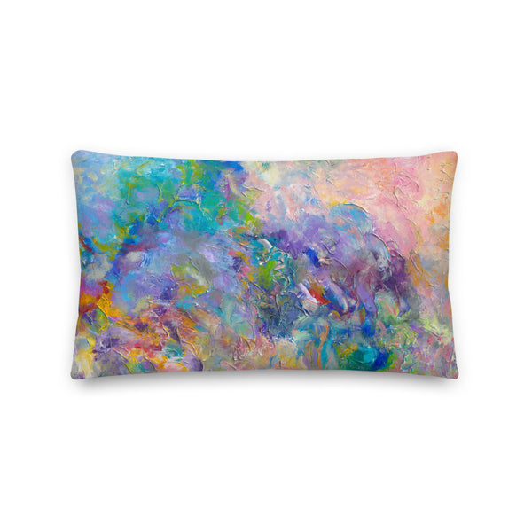 Transformational Moment Pillow