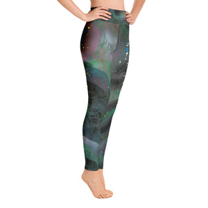 Sage Yoga Leggings by Miigizi