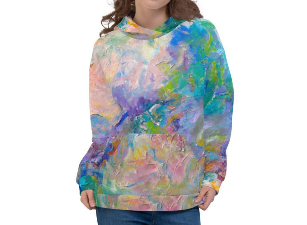 Transformational Moment All-Over Hoodie