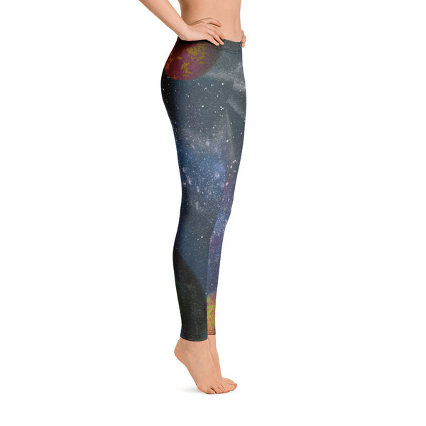 Galaxy by Parr Josephee Leggings