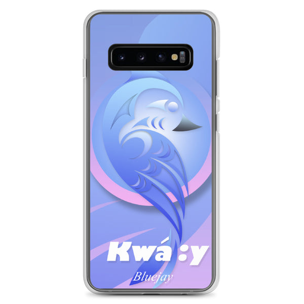 Bluejay by Ovila Mailhot Samsung Case