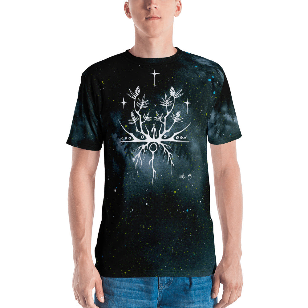 Staghorn Sumac T-shirt by Miigizi