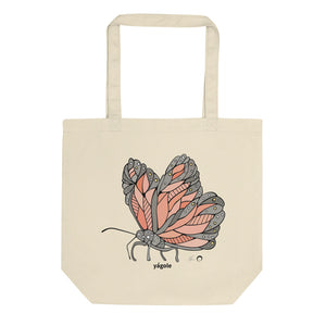 Butterfly Tote Bag by Nicole Josie