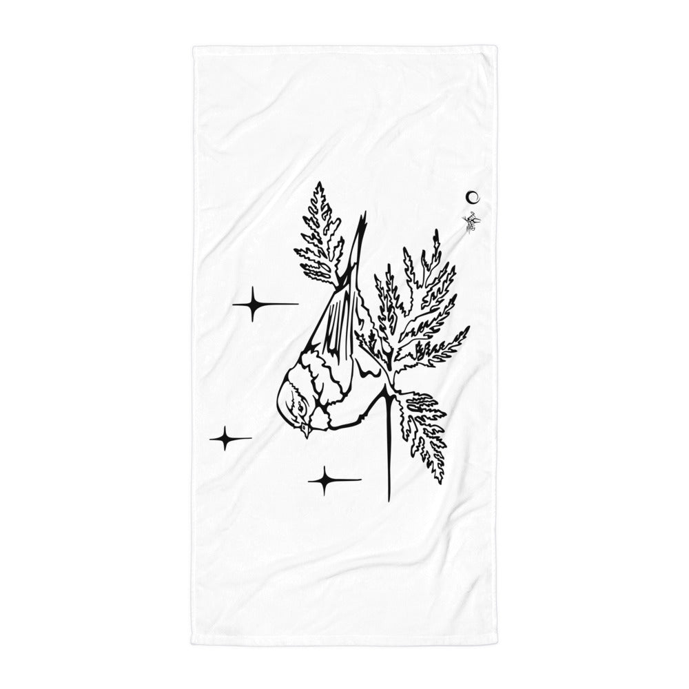 White Cedar Towel by Miigizi