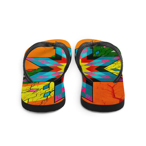 Dream Flip-Flops by Kevin Wesaquate