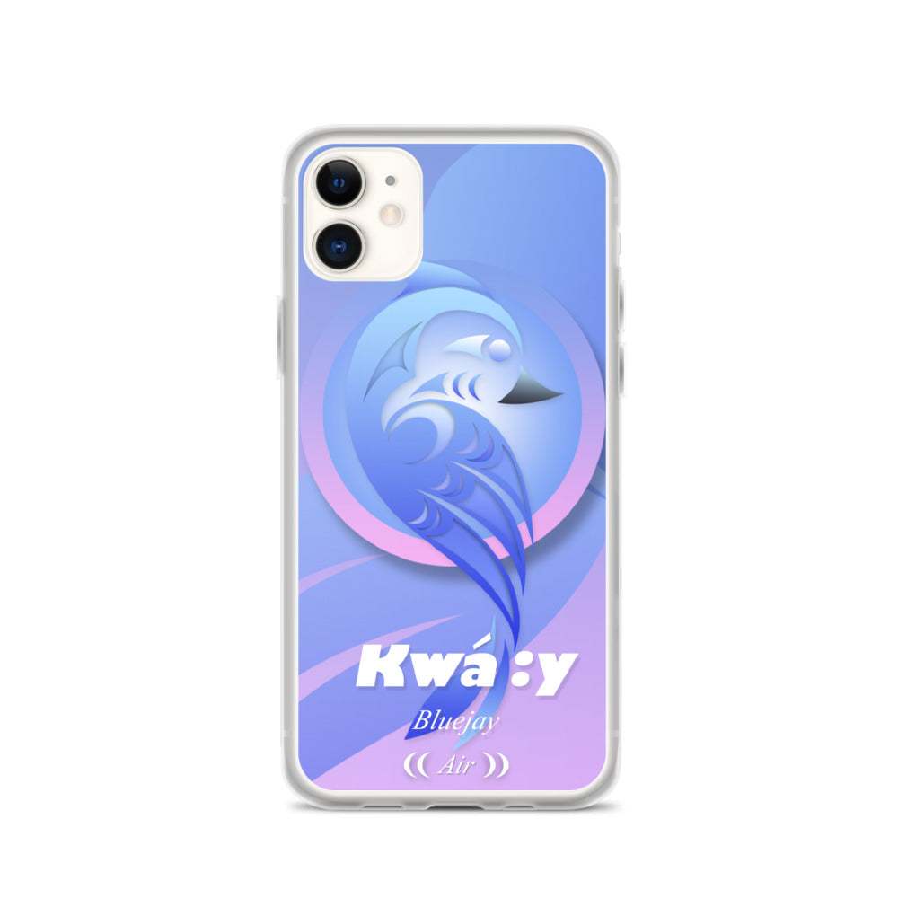 Bluejay by Ovila Mailhot iPhone Case