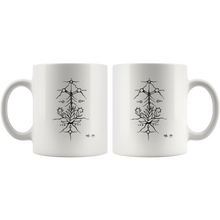 Great Mullein Mug by Miigizi