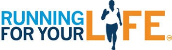 Running For Your Life Logo