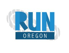 run oregon logo