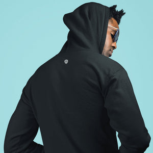 REAR OF TRACK & FIELD MEN'S HOODIE