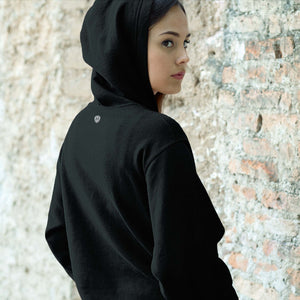 REAR TRAIL RUNNING WOMEN'S HOODIE