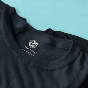 INSIDE LABEL TRACK OUTLINE MEN'S T-SHIRT