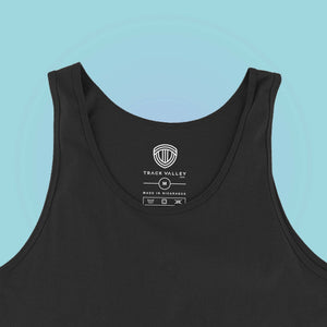 INSIDE LABEL TRAIL RUNNING MEN'S TANK TOP