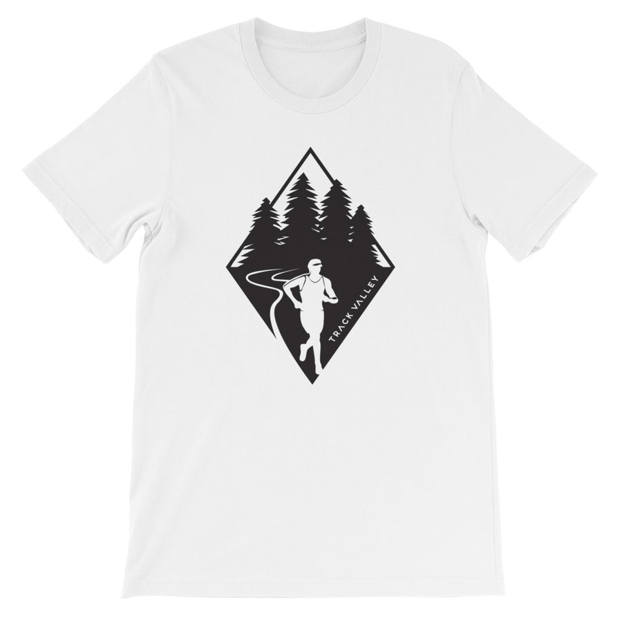 TRAIL RUNNING MEN'S T-SHIRT WHITE