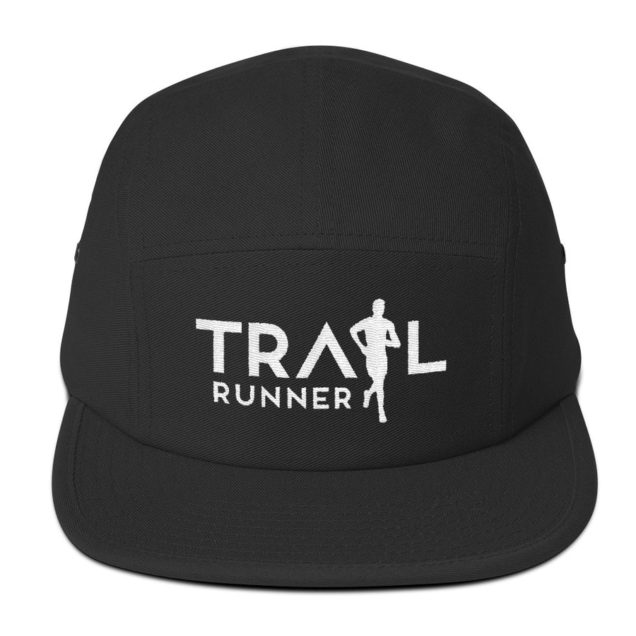 TRAIL RUNNER HAT BLACK